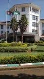 Moi πανεπιστημιακή Κένυα Στοκ Εικόνα