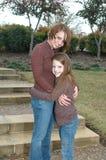 Moi et maman images libres de droits