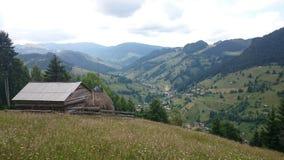 Moieciu de Sus, Romania Stock Image