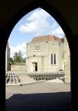 moines de chapelle d'aylesford Photographie stock libre de droits
