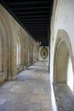 moines de closters d'aylesford Images libres de droits