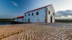 Moinho da Maré - Corroios - Seixal Fotografia Stock