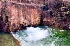 Moinho de água Fotos de Stock Royalty Free