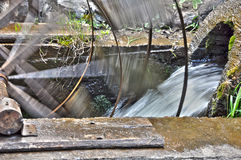 Moinho de água Fotografia de Stock