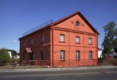 Moinho de água em Orsha belarus imagens de stock royalty free