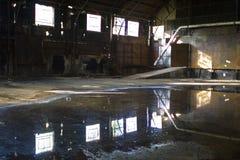 Moinho de açúcar abandonado Fotos de Stock Royalty Free