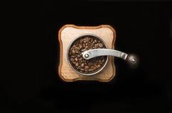 Moinho de café Fotos de Stock