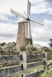 Moinho de Callington, Oatlands, Tasmânia, Austrália Imagens de Stock Royalty Free