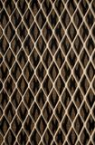 Moinho de Diamond Pattern Caged Window - de Newport - Newport, Kentucky imagens de stock royalty free