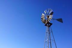 Moinho de vento Foto de Stock Royalty Free