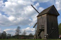 Moinho de vento Imagens de Stock Royalty Free