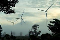 Moinho de vento Imagem de Stock Royalty Free