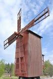 Moinho de vento antigo Fotografia de Stock Royalty Free