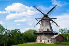 Moinho de vento de Fabyan Fotos de Stock