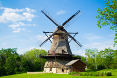 Moinho de vento de Fabyan Fotos de Stock Royalty Free