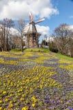 Moinho de vento de Herdentor em Brema Imagem de Stock Royalty Free