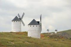 Moinho de vento de Herencia Imagens de Stock