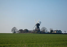 Moinho de vento de Kent imagem de stock