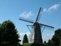 Moinho de vento de pedra Fotos de Stock Royalty Free