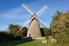 Moinho de vento de pedra Fotografia de Stock