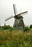 Moinho de vento de pedra velho Fotografia de Stock Royalty Free