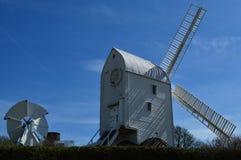 Moinho de vento de Sussex Foto de Stock Royalty Free