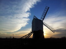 Moinho de vento de Wrawby Imagens de Stock