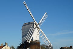 Moinho de vento de Wrawby Fotos de Stock Royalty Free