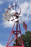 Moinho de vento decorativo Fotografia de Stock