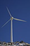 Moinho de vento elétrico Imagens de Stock Royalty Free