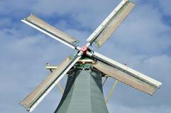 Moinho de vento em Holland Fotografia de Stock Royalty Free