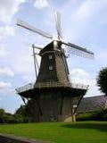 Moinho de vento em Pieterburen Fotos de Stock Royalty Free