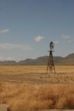 Moinho de vento em Texas Fotografia de Stock Royalty Free