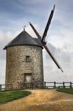 Moinho de vento francês Imagem de Stock