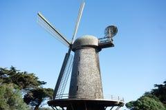 Moinho de vento de Golden Gate Park perto de San Francisco Califórnia Imagens de Stock Royalty Free
