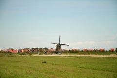 Moinho de vento holandês Fotografia de Stock Royalty Free