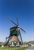 Moinho de vento holandês de Bonk Imagem de Stock