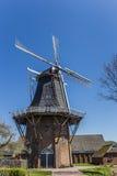 Moinho de vento holandês De Stormvogel Foto de Stock Royalty Free