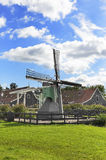 Moinho de vento holandês tradicional Fotografia de Stock Royalty Free