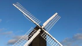 Moinho de vento inglês do cargo, vista #2 Imagens de Stock