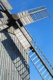 Moinho de vento velho Foto de Stock Royalty Free