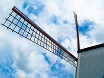 Moinho de vento velho Fotos de Stock Royalty Free