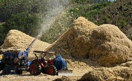 Moinho do milho Imagem de Stock