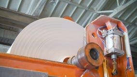 Moinho do papel e de polpa vídeos de arquivo