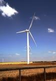 Moinhos de vento Imagens de Stock