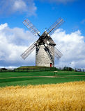 Moinhos de vento 6 dos Skerries Foto de Stock