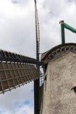 Moinhos de vento em Zaanse Schans Fotos de Stock Royalty Free