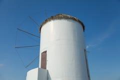moinhos de vento típicos da região Fotos de Stock Royalty Free