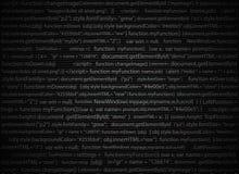 Moire σχεδίου Ιστού λογισμικού αναλογικό σκοτεινό υπόβαθρο δυσλειτουργίας Κώδικας προγραμματισμού υπεύθυνων για την ανάπτυξη περι απεικόνιση αποθεμάτων