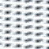 Moire pattern, monochrome background with trance effect. Optical Royalty Free Stock Image